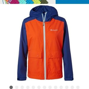 Cotopaxi Parque rainshell raincoat waterproof